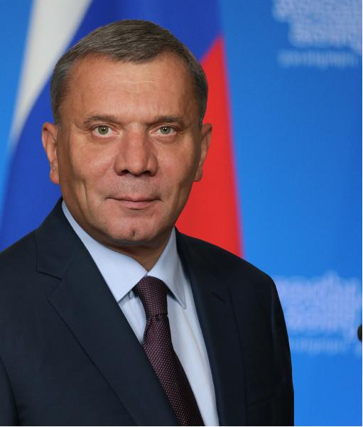 Борисов Юрий Иванович